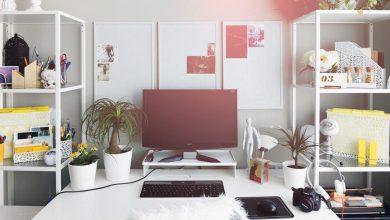 Photo of أحدث الأفكار لديكور المكتب في المنزل
