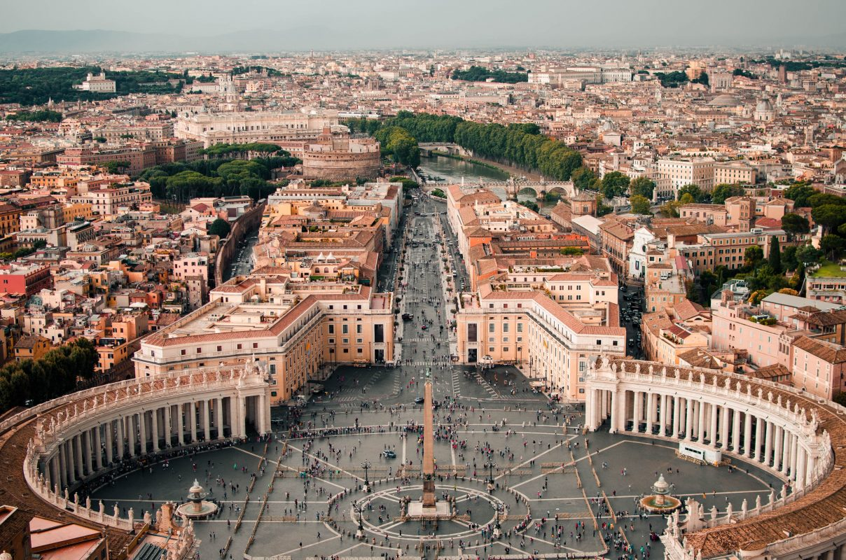 أفضل الأماكن السياحية في روما