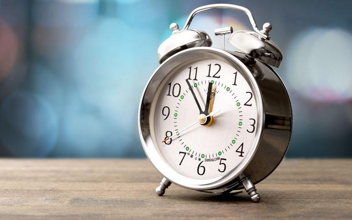 أختر الوقت المناسب