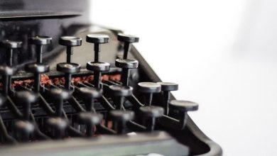 أدوات الكتابة بين الماضي والحاضر