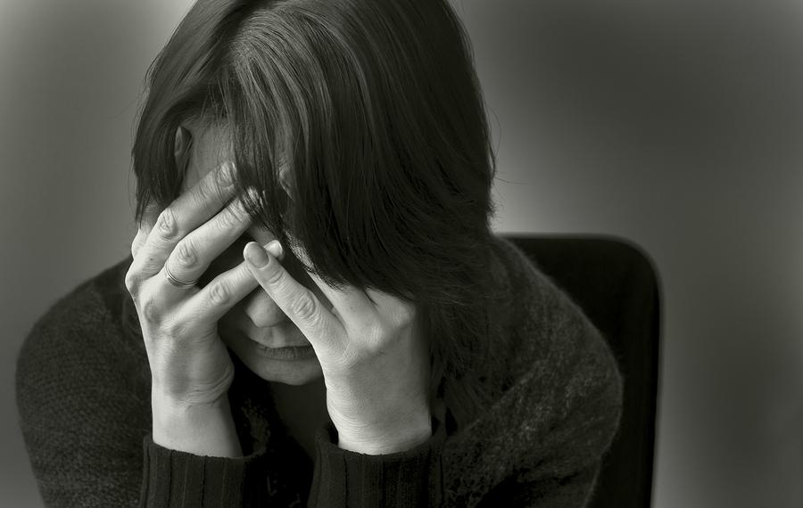 أعراض الإكتئاب