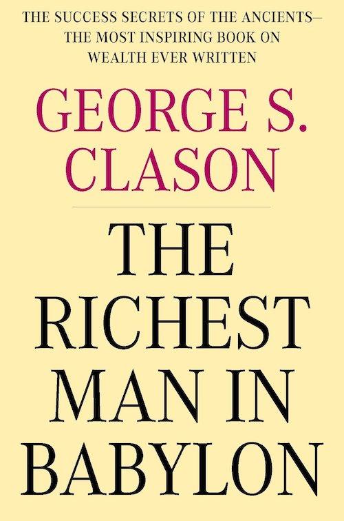 كتب الثقافة المالية : أغني رجل فى بابل لجورج كلاسون