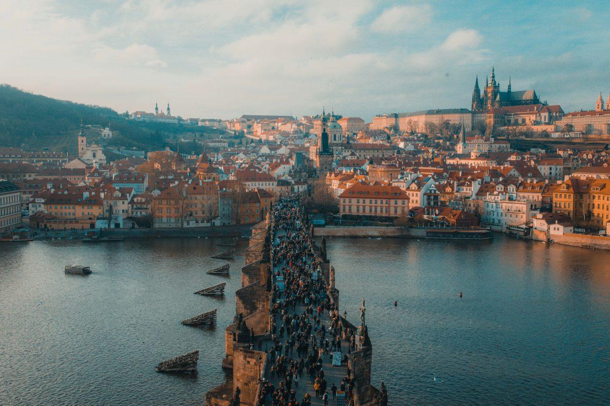 أفضل المناطق السياحية في براغ التشيك