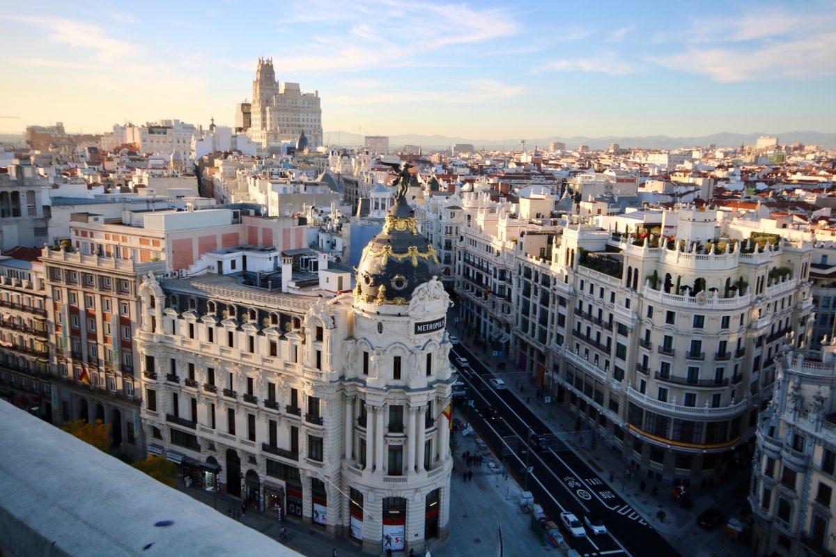 المعالم السياحية في مدريد