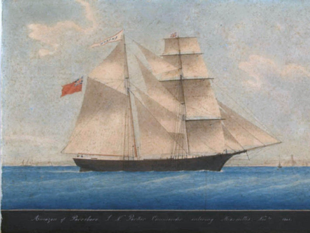 ألغاز حيرت البشرية : ماذا حدث للركاب على متن السفينة الشبح ماري سيليست