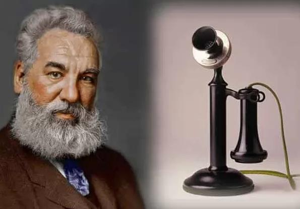 قصة حياة ألكسندر جراهام بيل مخترع الهاتف