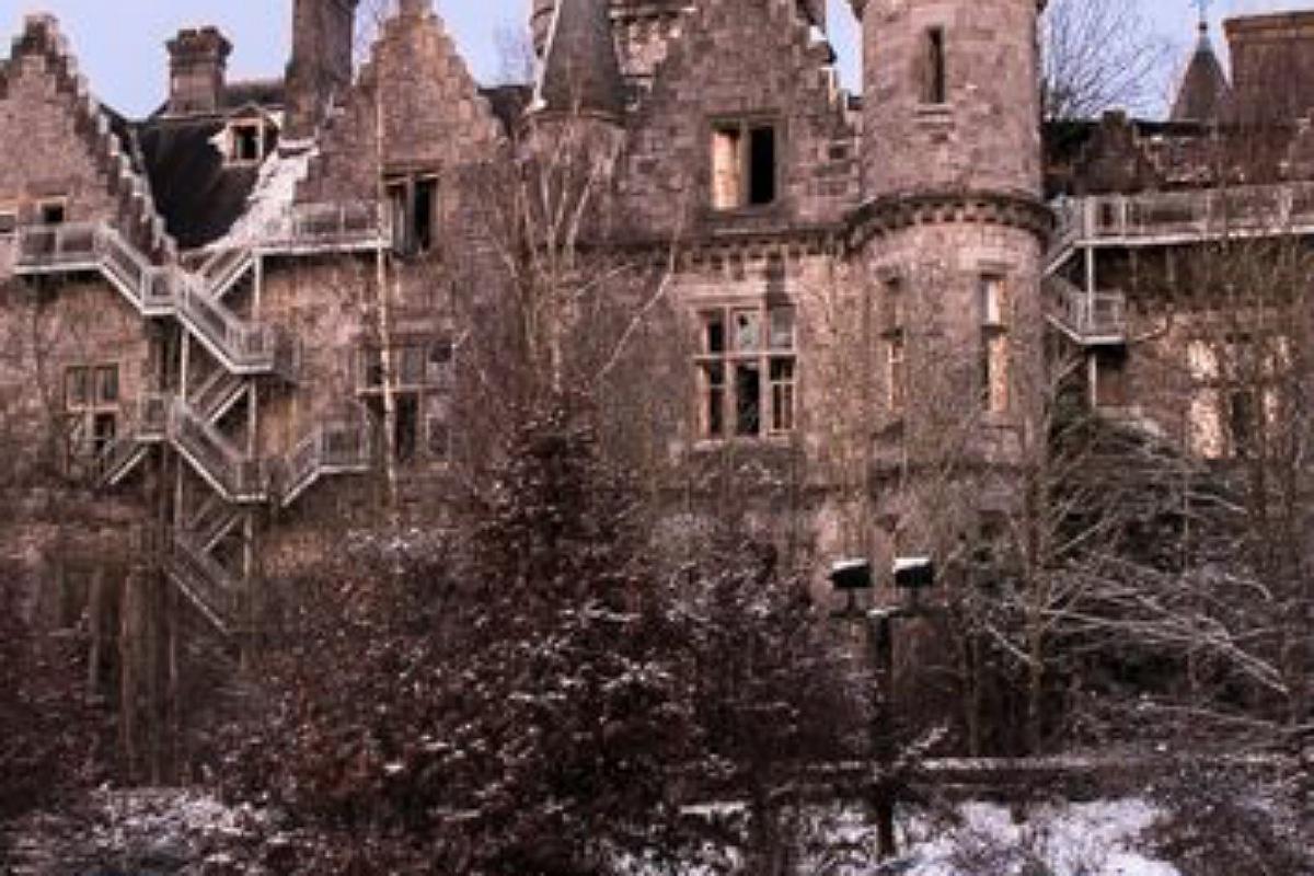 قلعة ميراندا في بلجيكا