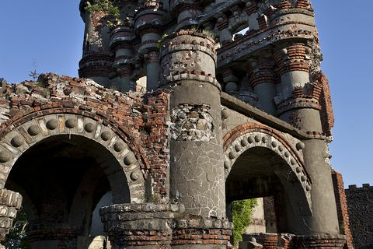 أجمل الأماكن المهجورة في العالم : قلعة بانرمان في نيويورك
