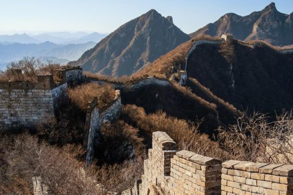 أجمل الأماكن المهجورة في العالم : سور الصين العظيم