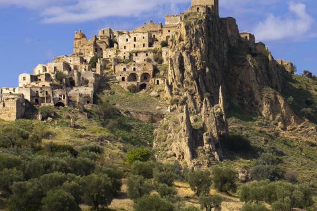 بلدة كراكو في إيطاليا