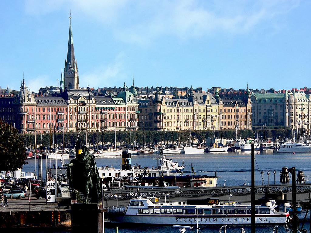 المعالم السياحية في ستوكهولم : أوسترمالم