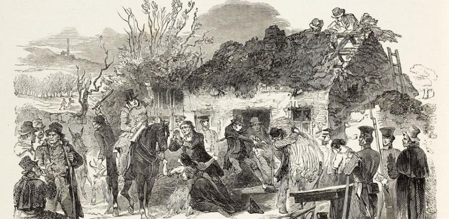 أيرلندا في القرن التاسع عشر