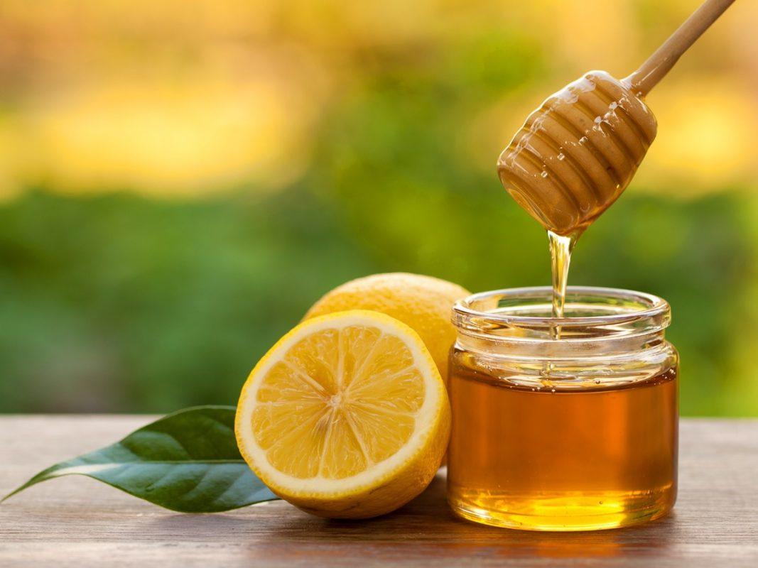 إستخدام مزيج العسل و السكر والليمون الشهير