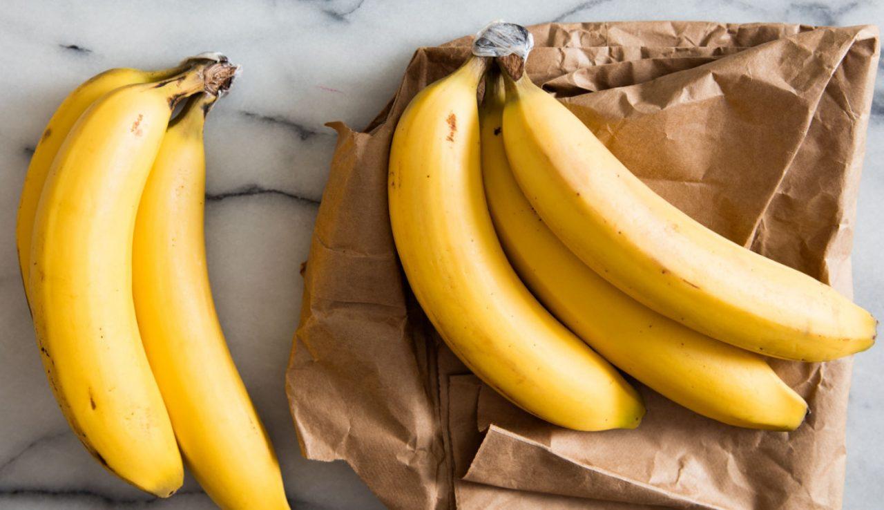 إستخدام مقشر الموز و الشوفان