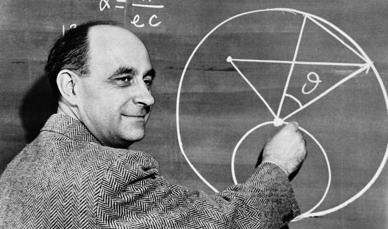 علماء غيروا العالم : إنريكو فيرمي