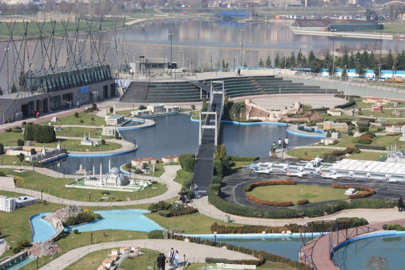متحف و حديقة مينيا تورك اسطنبول من أحسن معالم السياحة في اسطنبول