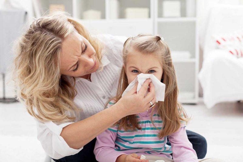اعراض التهاب وحساسية الجيوب الانفية