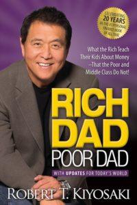 الأب الغني الأب الفقير لروبرت كيوساكي