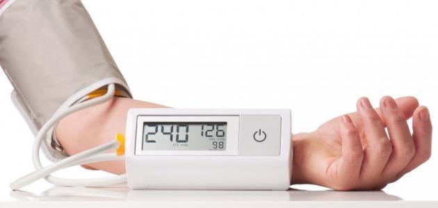 أسباب ارتفاع ضغط الدم عند الرجال