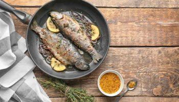 الأسماك المغنيسيوم