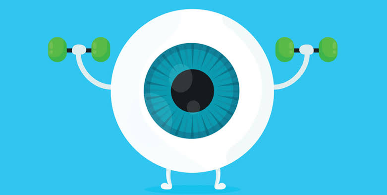 فوائد البقدونس علي العين