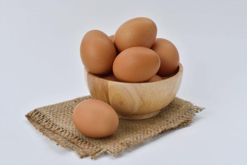 فوائد البيض المسلوق