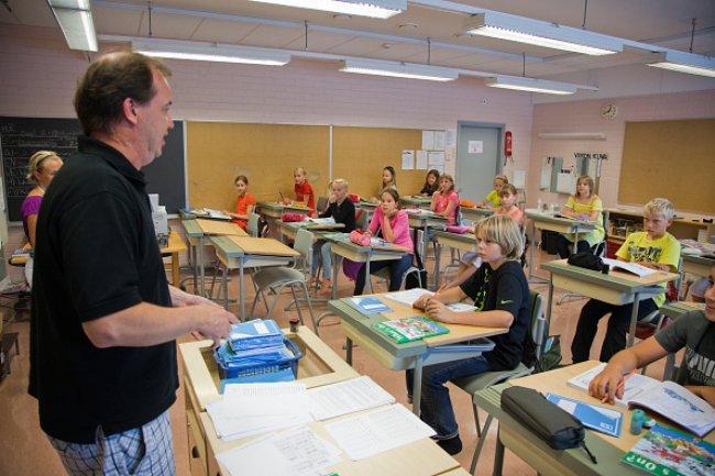 التعليم الدولي في فنلندا