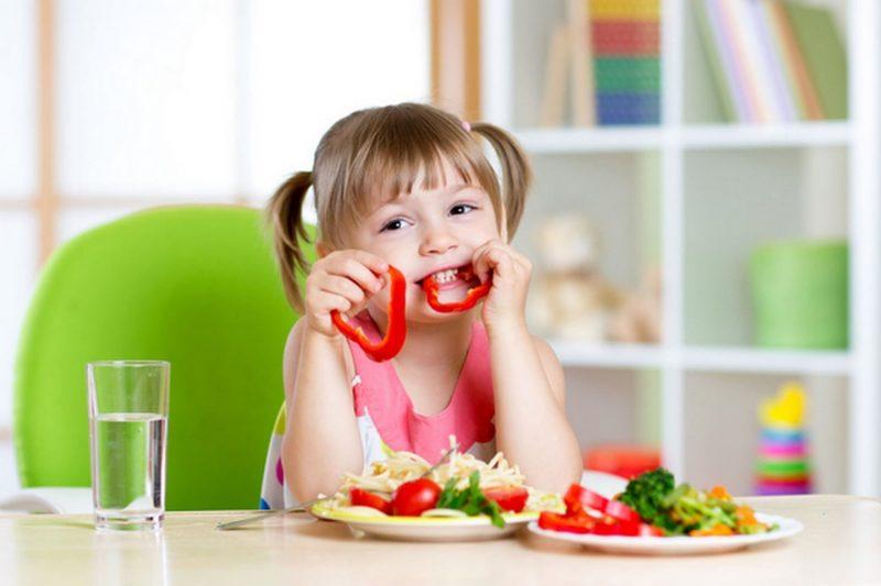 التغذيه السليمه للاطفال
