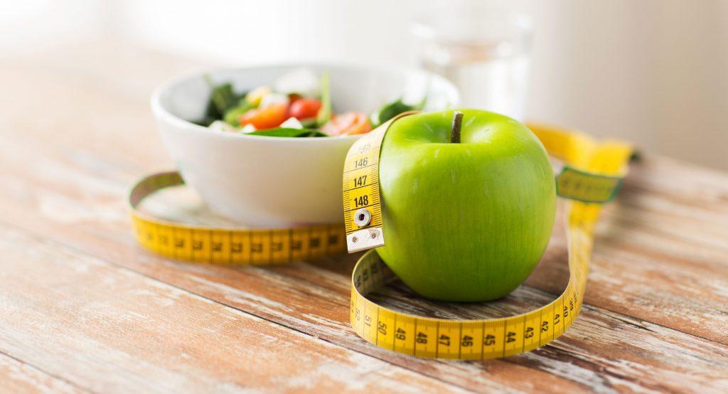 التفاح الأخضر و إنقاص الوزن