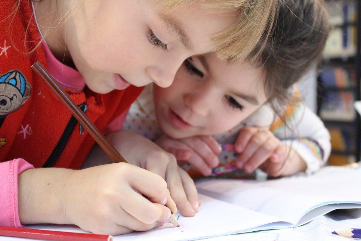 فوائد التلوين عند الاطفال
