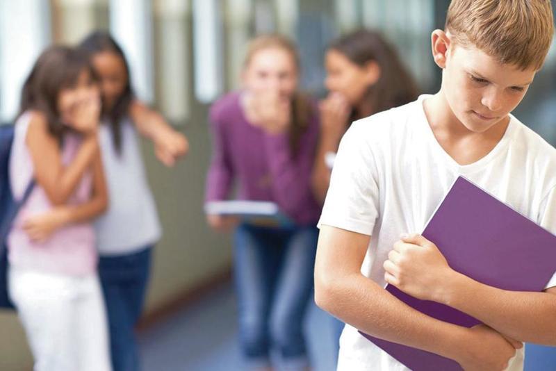 التنمر في المدارس