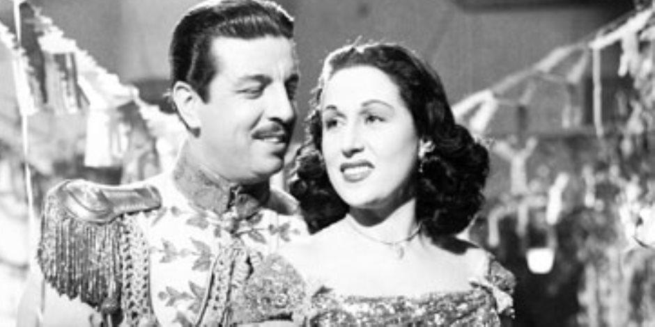 الثنائي المصري الكلاسيكي انور وجدي وليلى مراد