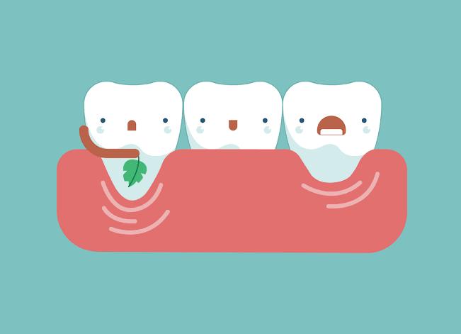 فوائد الجزر الأبيض يعزز صحة الفم و الأسنان