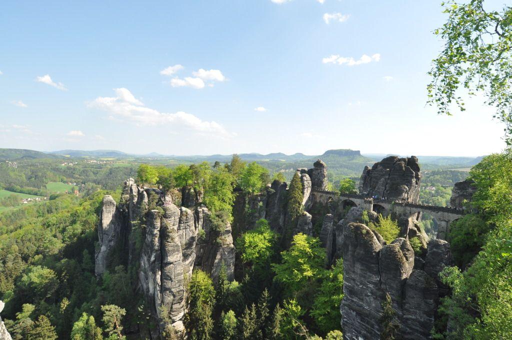 الحديقة الوطنية السكسونية
