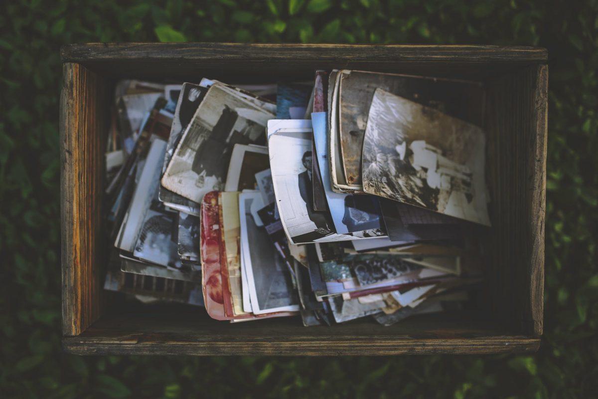 الحنين الي الذكريات