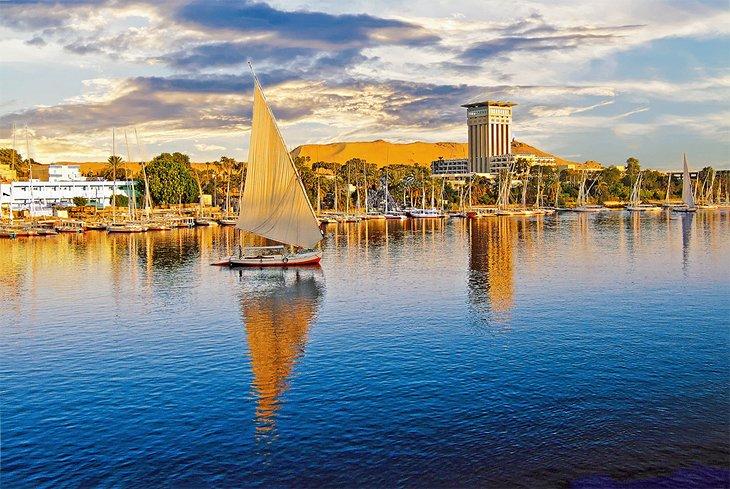 الرحلات في نهر النيل