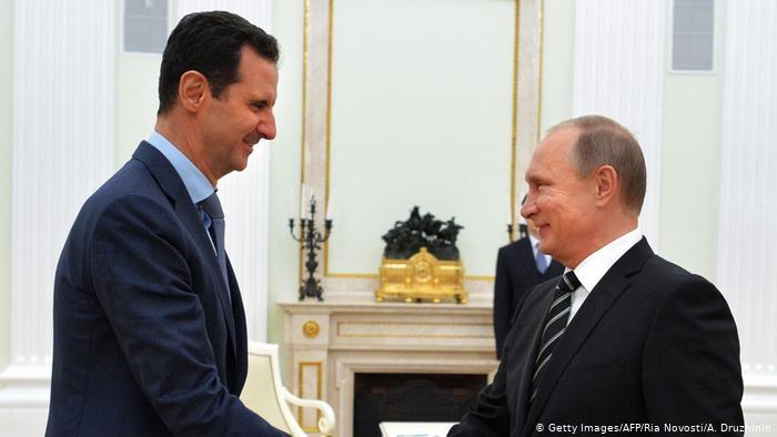السبب الحقيقى وراء مساعدة بوتين