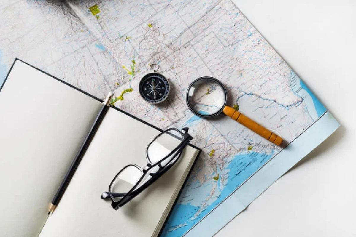 نصائح قبل السفر : خذ خريطة احتياطية