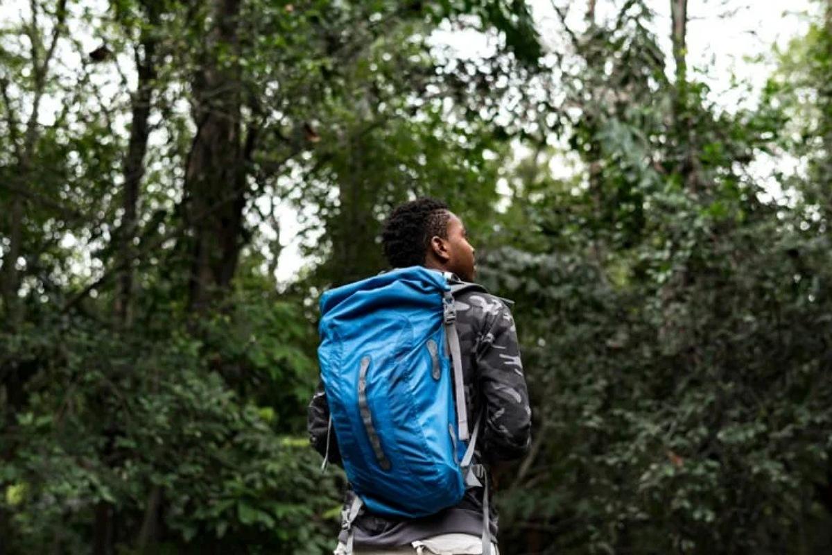 استبدل حقيبة السفر بحقيبة ظهر