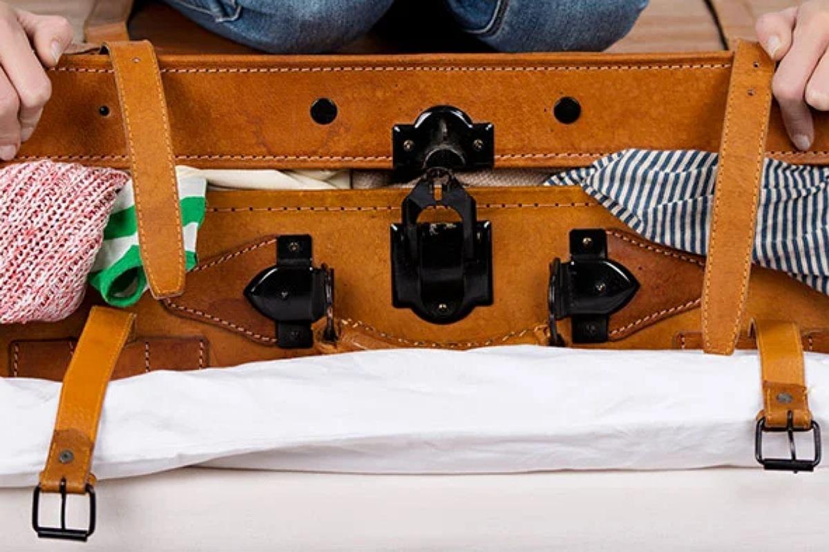 نصائح قبل السفر : تجنب الإفراط في ملأ الحقيبة