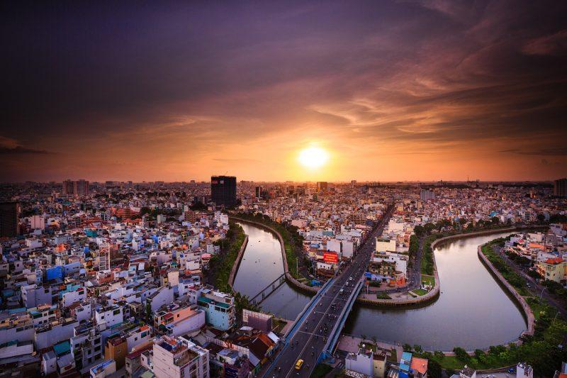 السياحة في مدينة هو تشي منه فيتنام