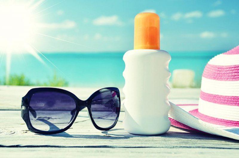 الصيف وكريمات الشمس