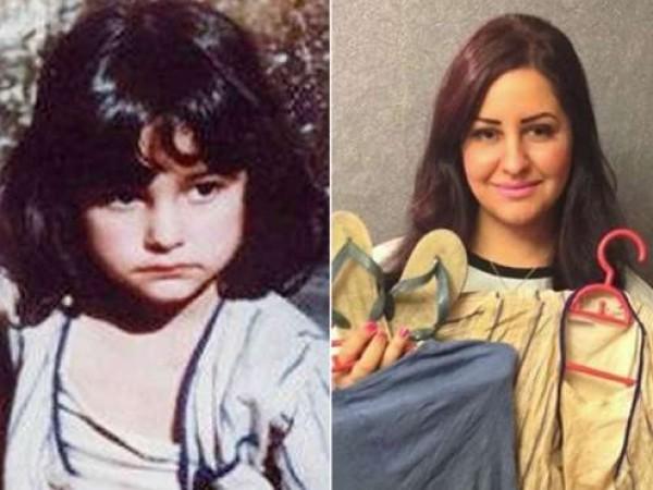 أشهر طفلات السينما المصرية