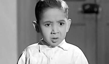 الطفل أحمد فرحات من أشهر أطفال السينما المصرية