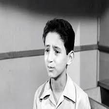الطفل أحمد يحيي في فيلم حكاية حب