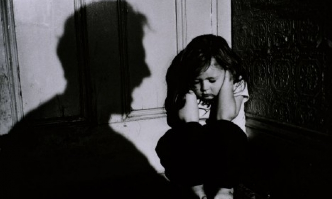 العنف ضد الطفل