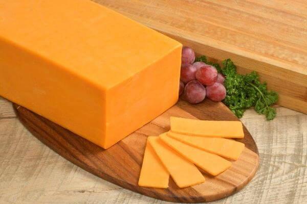 الفشار المصنوع بنكهة الجبنة الشيدر