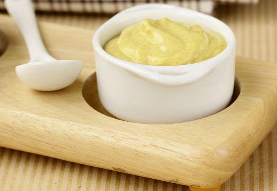 الفشار المصنوع بنكهة العسل و الخردل