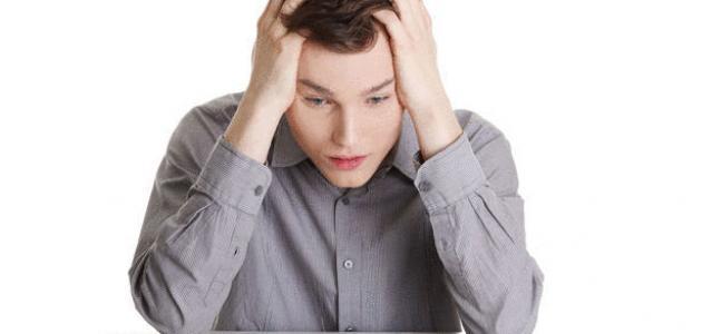 القلق والتوتر النفسى