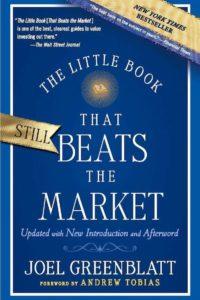 الكتاب الصغير الذي يتفوق على السوق لجويل غرينبلات